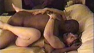 4:49: Cock cuckold husband with a black friend