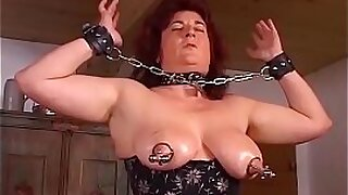 12:56: The secret of Tyler Z. Busty mom pussy sucks his bug out