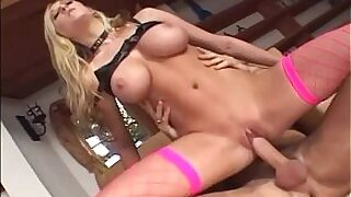 6:42: Busty babe sex in high def