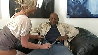Horny cougar has a thing for huge mamba black monster cocks at xxx sexy porn