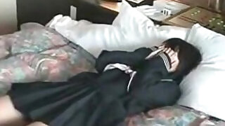 Japanese gets Used, Free Asian Porn Video - 10:00