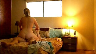 33:00: Amateur Cheating Lovers Real MILF Creampie
