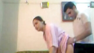 5:00: Indian Couple Anal Sex