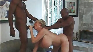 23:00: Kayla Kleevage, Billy and Silvio in Fuck My Big Milk Cow Tits