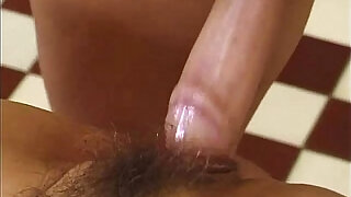 Hairy granny fucked on the pool table - 6:00