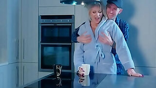 Alessa Savage gets team fucked by Danny in missionary - 7:00