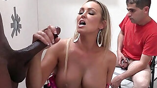 7:00: Slutty Wife Takes BBC In Front Of Her Loser Cuckold Husband Abbey Brooks