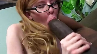 4:00: Interracial sex with giant cock