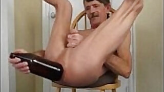 6:03: Big Anal strapon Fuck My Ass Gets More than a Penis or Fist