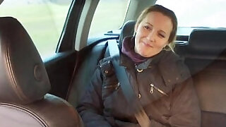 5:00: Anal sex in the taxi