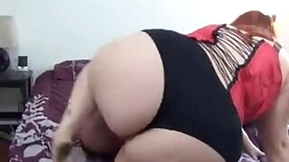 Giant bbw suffocating guy - 5:00