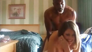Cheating husband with black dude - 7:00