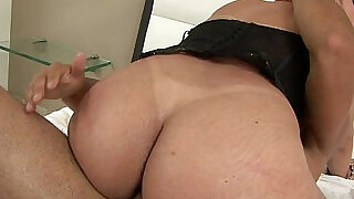 30:00: Hot Latina babe Fucked In The Ass