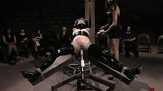 6:00: Slave at the Center of Attention