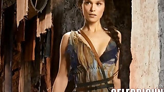 12:00: All The Rude Parts From Spartacus Nude Celebrities