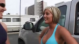 27:00: amateur college chick with big tits