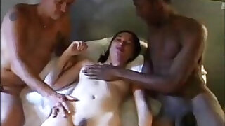 Hot wife with a big black stud - 22:00
