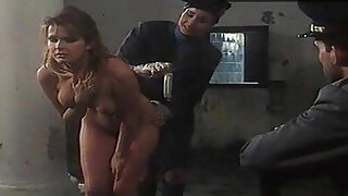 Laetitia Bisset Police Strip Search in Midnight Obsession - 3:00