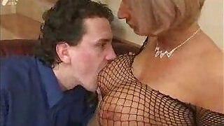 18:00: MILF With Big Tits gets Fucked